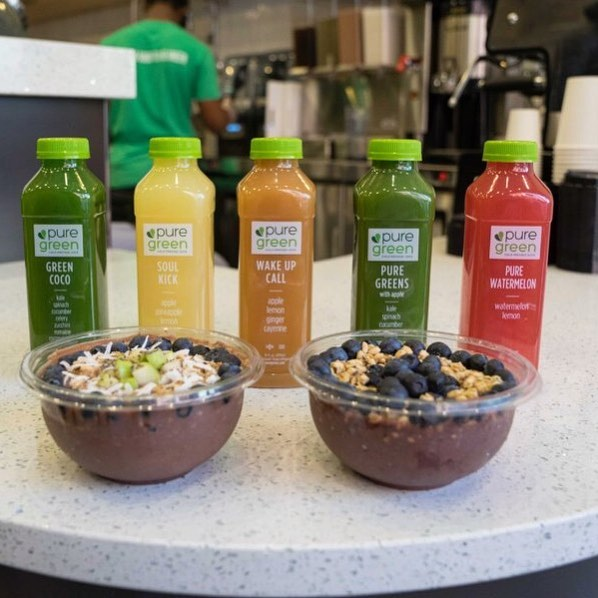 Are Acai Bowls Good For Weight Loss? — Pure Green Juice and