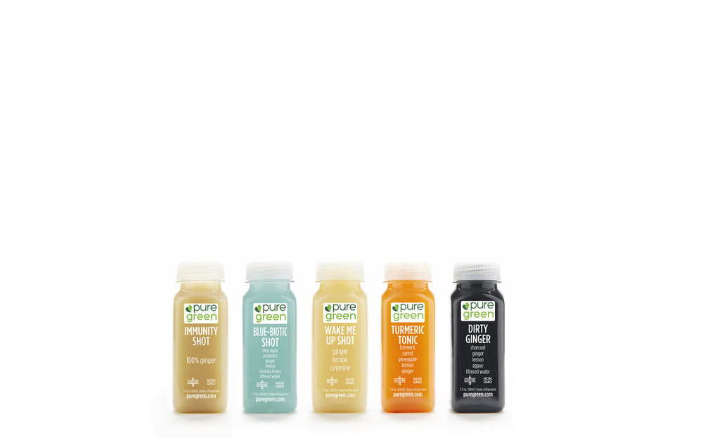 Shots for Life Cold Pressed Juice Subscription