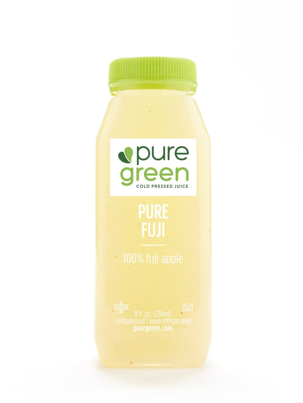 Pure Fuji Apple Cold Pressed Juice