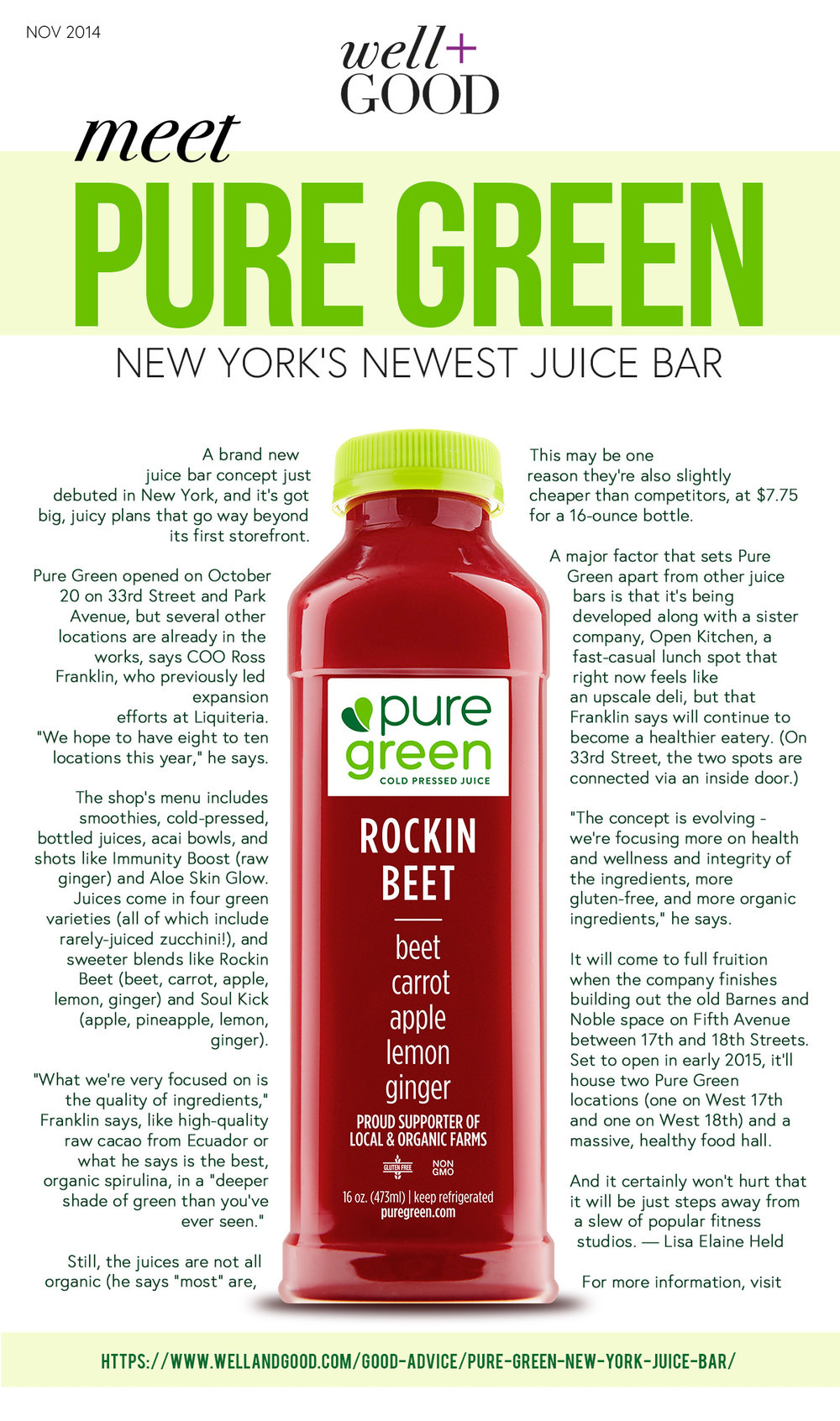 Pure Green is New York's newest and best cold pressed juice bar.jpg