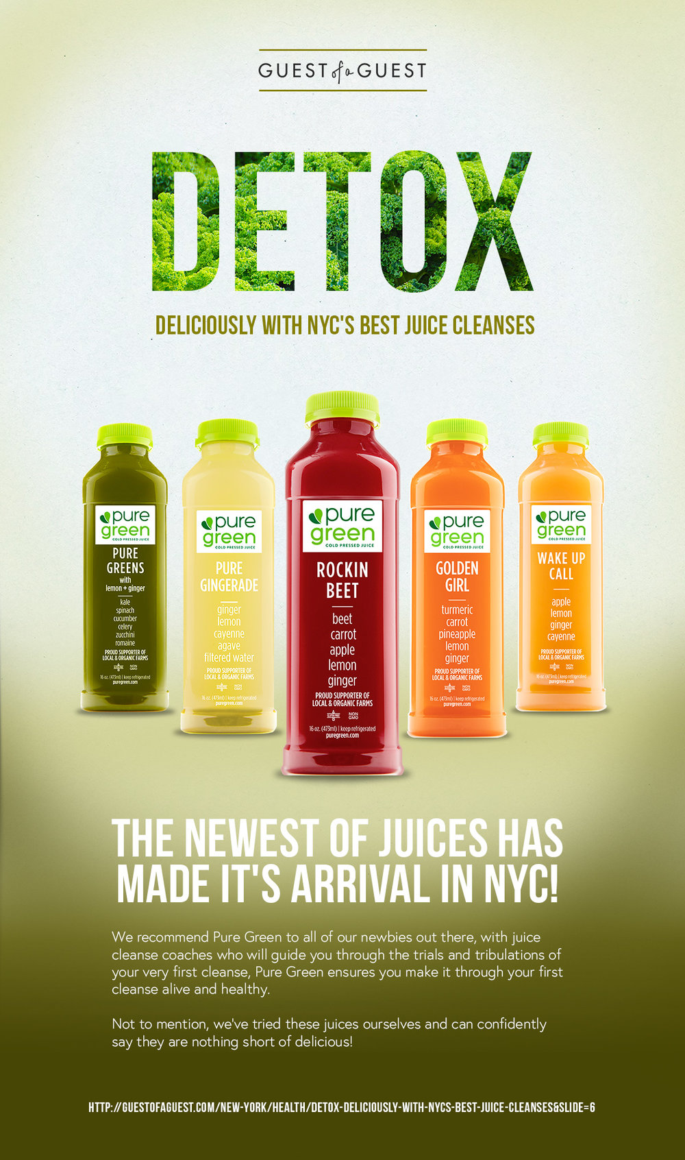 Pure Green is New York City's Best Cold Pressed Juicejpg