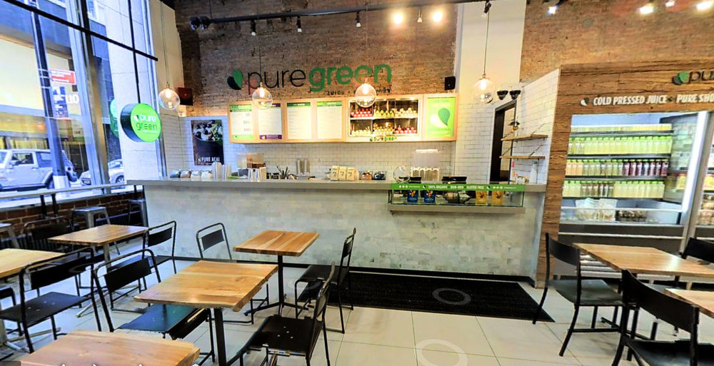 Pure Green 123 William Street