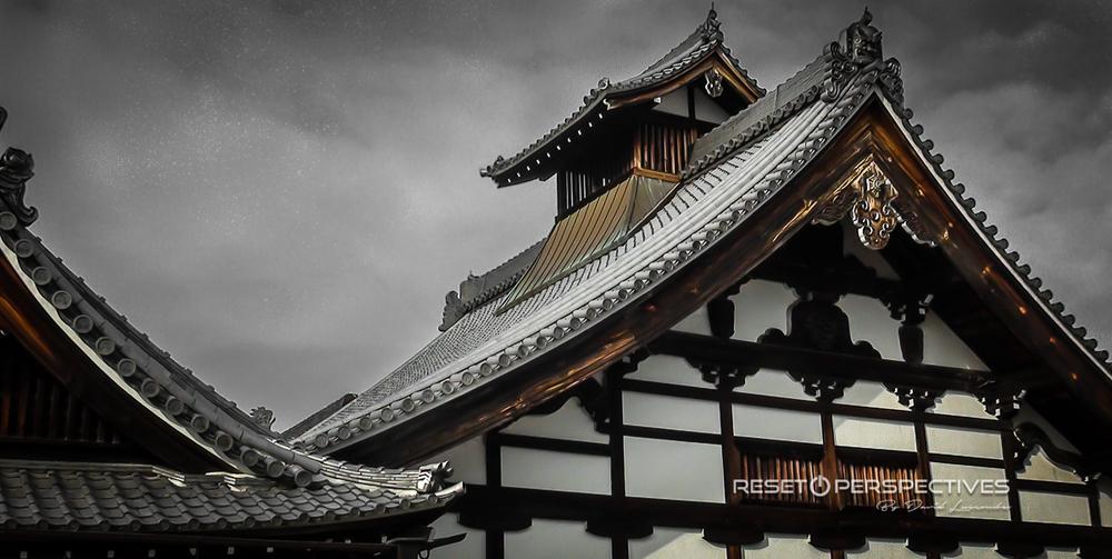 Palace, Kyoto, Japan