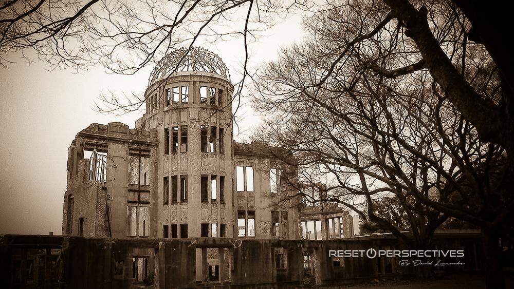 Ground Zero, Hiroshima, Japan