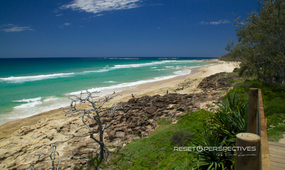 Cylinder Beach, North Stradbroke Island, Queensland, Australia