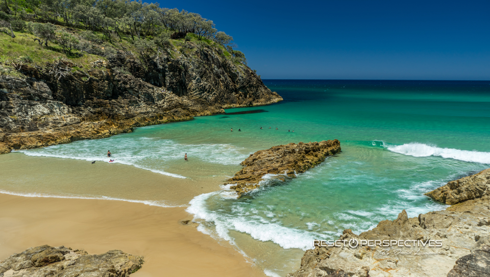 Point Lookout, North Stradbroke Island, Queensland, Australia