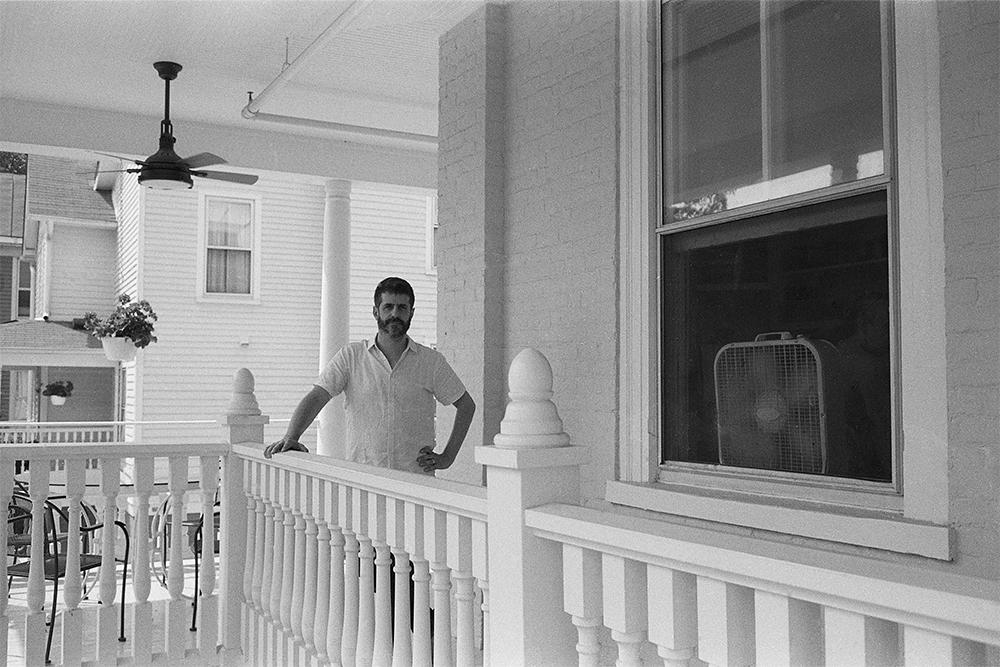 Alec Soth. Charlottesville, Virginia. 2015.