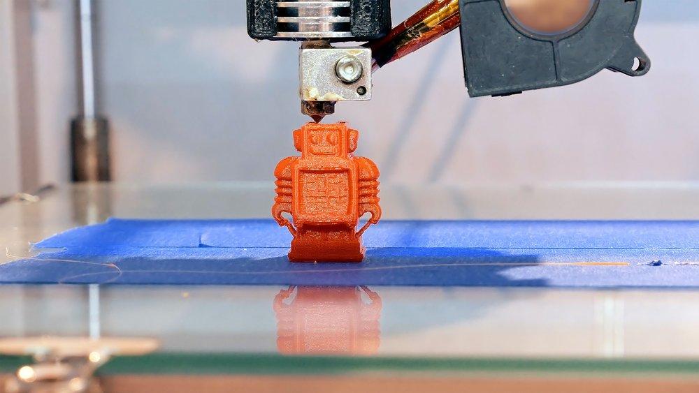 3D Modeling & Printing - Intermediate