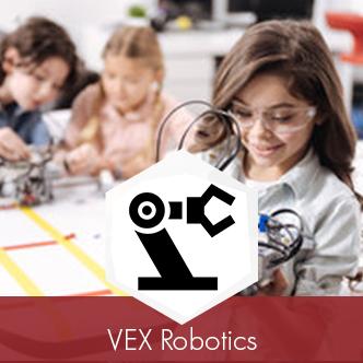 Intermediate Robotics Programming with VEX IQ Winter Break Camp
