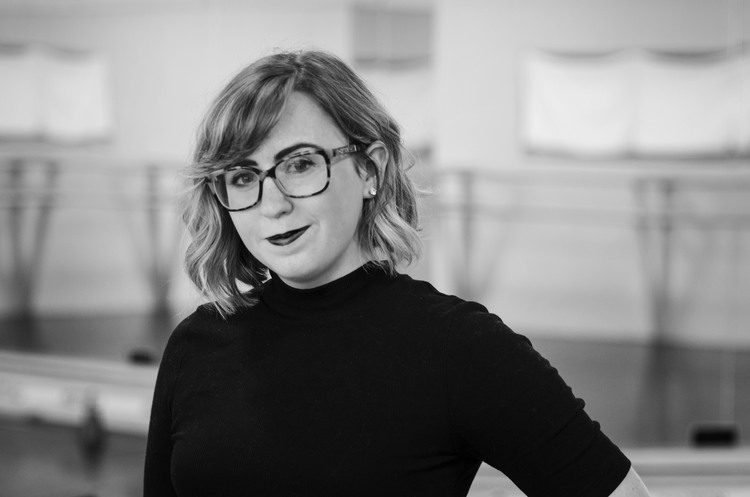 "Artistic Director Erin Shea Brady: ""I firmly believe - and it's the basis of No Stakes - that if we go outside of our comfort zone, we're forced to play around in pockets of our brain that we haven't explored and that's what makes us grow."""