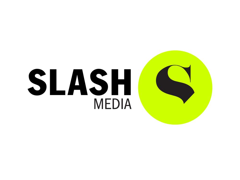 Slash Media branding (2015)
