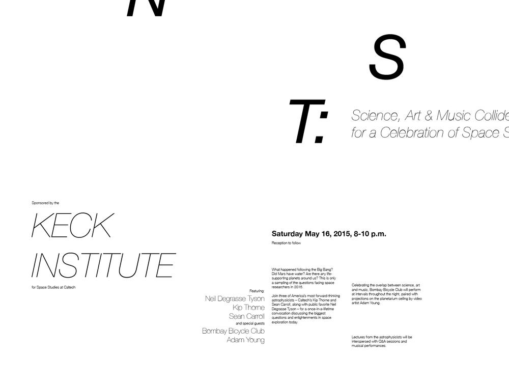 """Brain Trust"" event branding (2015)"