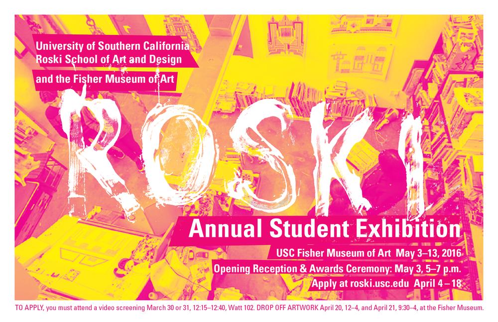 Roski poster