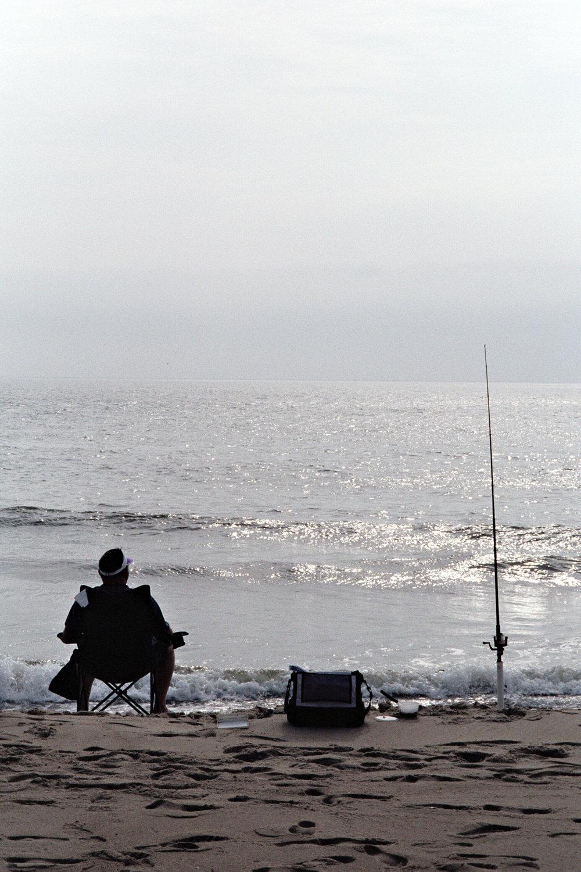 Hardly Fishin'