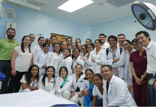 Medical student participants in Introduction to Emergency Medicine course
