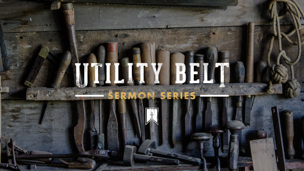 2018 06 10 | Utility Belt, pt  6: For Our Unbelief — Worship