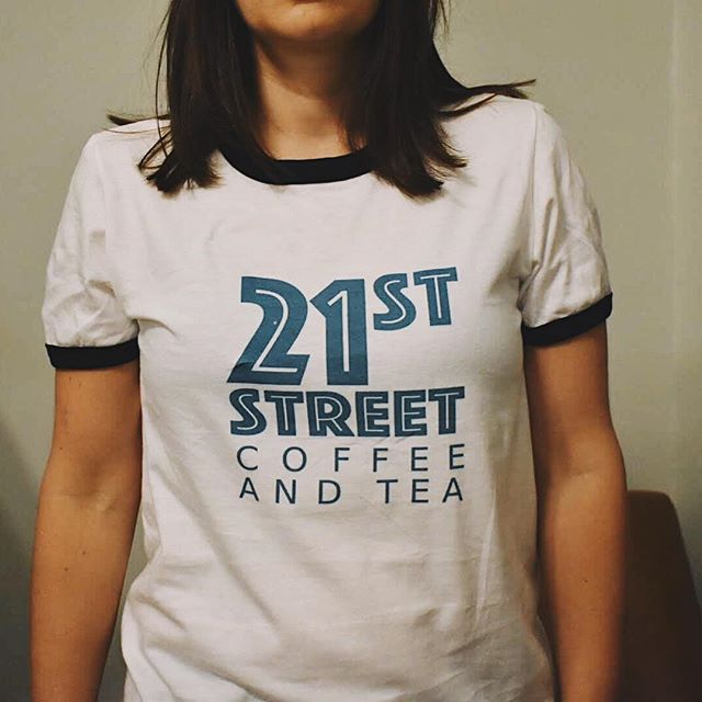 !!!! We're very excited to announce that we now have an online store! With all the new merch! Check it out at 21st-Street-coffee-and-tea-merch.myshopify.com We hope you love the new stuff just as much as we do!