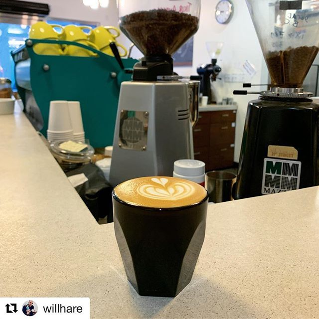 #Repost @willhare with @get_repost ・・・ Breakfast at @21streetcoffee… - - - #21ststreetcoffee #21ststreet #cortado #espresso #latteart #intelligentsia #specialtycoffee #coffee #baristadaily #pittsburgh #pittsburghcoffee #pgh #412 #caffeine
