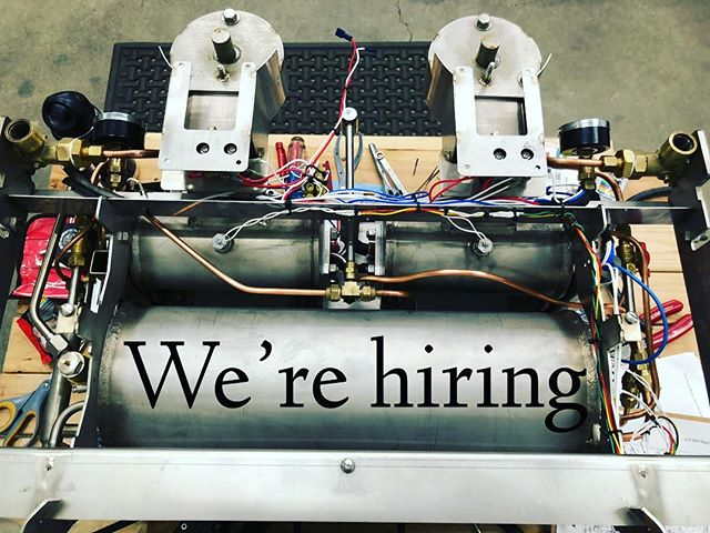 "We're hiring and I posted this photo because we're hoping the right person will see this and say ""I am that missing piece, here's my completed application!"" Contact us through the email link on our website or through the comments below. Part time hours to start with potential for full time."