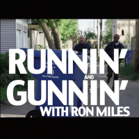 "The theme song from ""Runnin' and Gunnin' with Ron Miles"" (written and performed by Grant Cutler), as seen in multiple episodes of RATIONAL FUNK with Dave King, is available to stream or download."