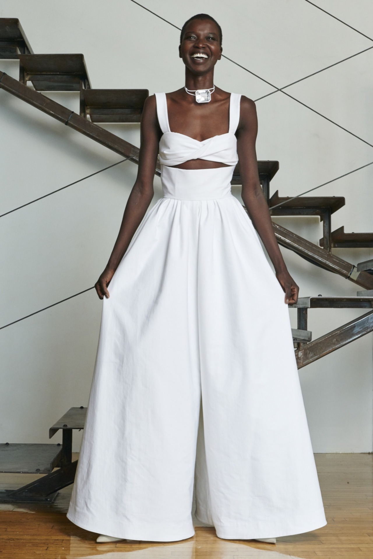 tomboybklyn: these pants…. love! Rosie Assoulin, Resort 2016… More of our Tomboy picks over on Pinterest