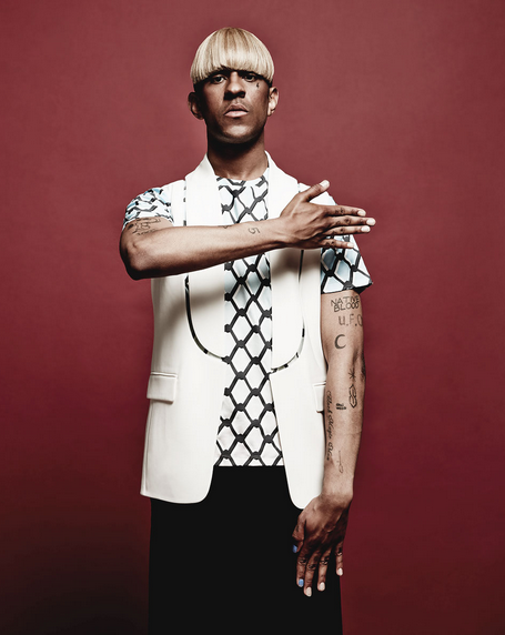 MYKKI BLANCO: STRONG. BEAUTIFUL. POWERFUL. FREE. BEYOND. REAL. TALENTED. TRUE.