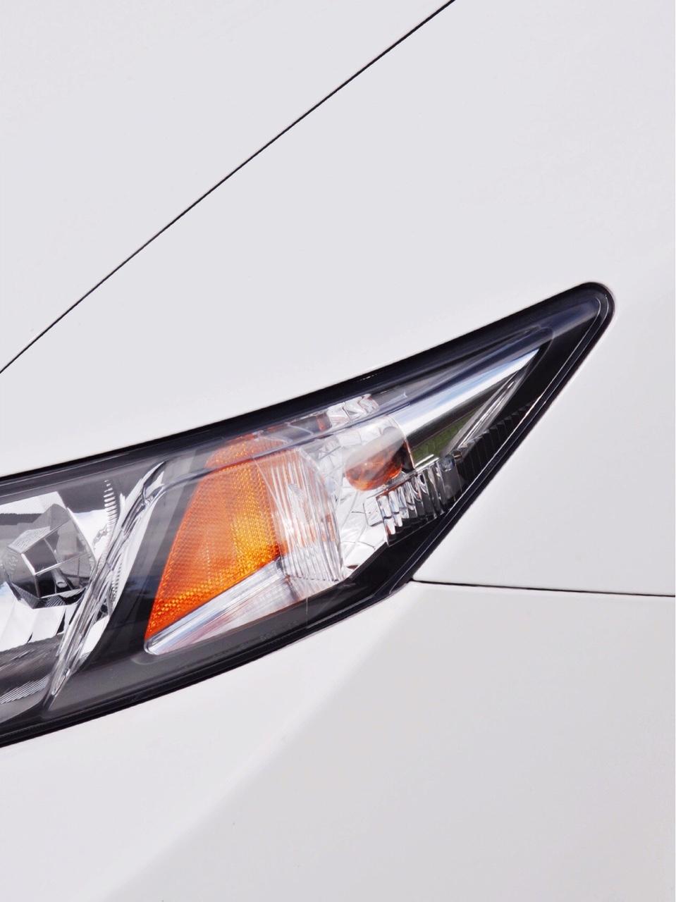 blakeafox: Car headlight, 2014