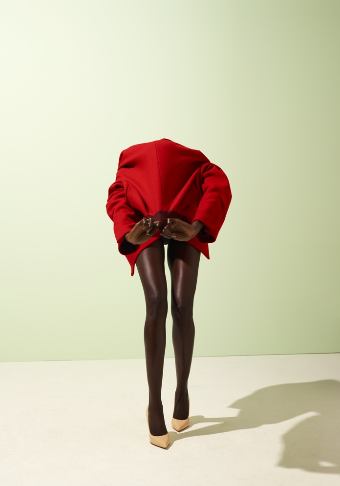 lelaid: Grace Bol by Dario Catellani for Contributor, Summer 2012