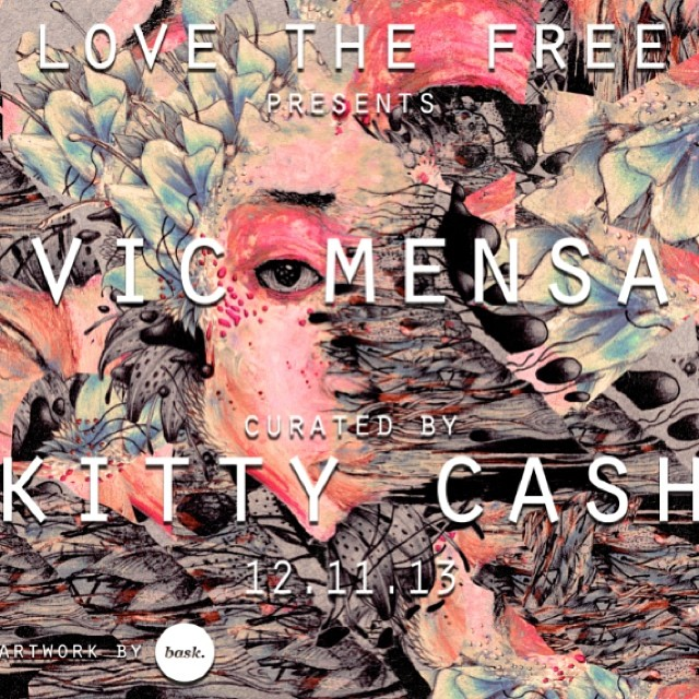 "Thank you @thefader for premiering  ""She Loves The Mirror"" by Vic Mensa!!! #lovethefree"