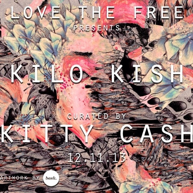 """Check out the intro to my mixtape """"Love The Free"""" dropping 12.11.13 by @kishkilo on @papermagazine now! Xo"""