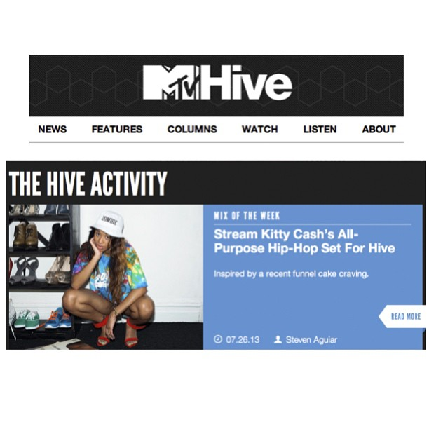 Make sure you guys check out my all purpose hip hop set for @MTVHive!! Photo credit @stefonmiller. Tee and bucket @stussy x @meechisdead @erickarcelliott @zombiejuicee