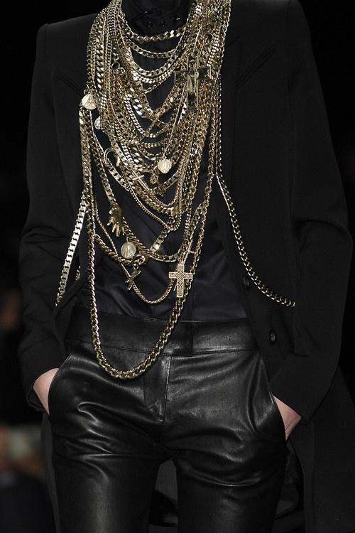 tomboybklyn: Vintage Givenchy.