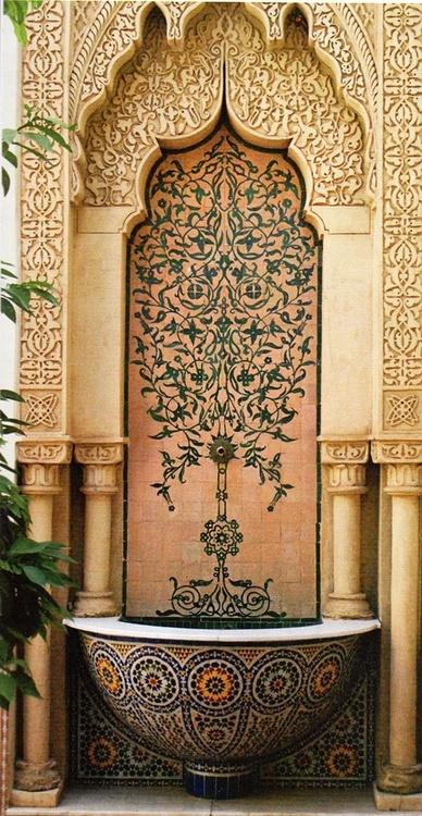 moorishharem :     Islamic Architecture