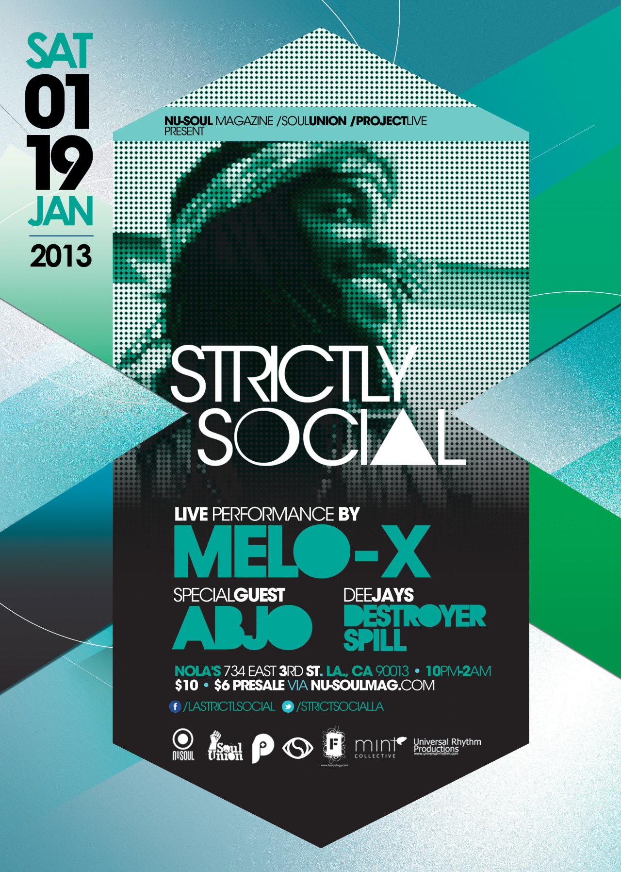meloxtra: MELO-X PERFORMING LIVE IN LOS ANGELES, CALIFORNIA JAN 19th!!!! PURCHASE YOUR TICKET NOW - It's The God, God.