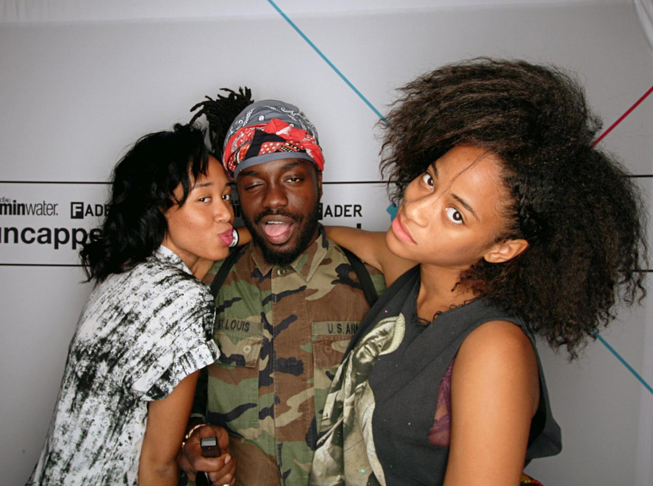 meloxtra :     Me, Melo X, Kilo Kish. Melo killed histhe Navy Remix at Terminal 5 on Oct 11th.    SCHWAZA LIFE