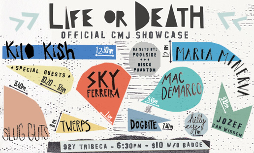 kishrobinson: life or death showcase ayeee
