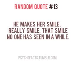 Inspiration: Smile