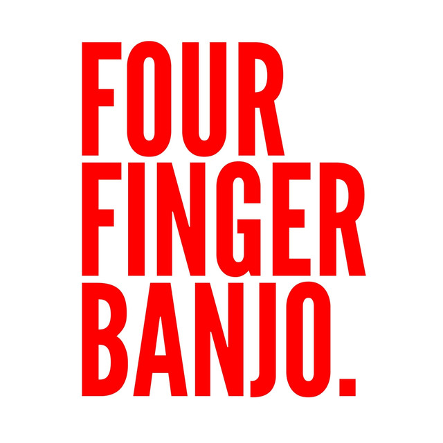 Four Finger Banjo Cover.jpg