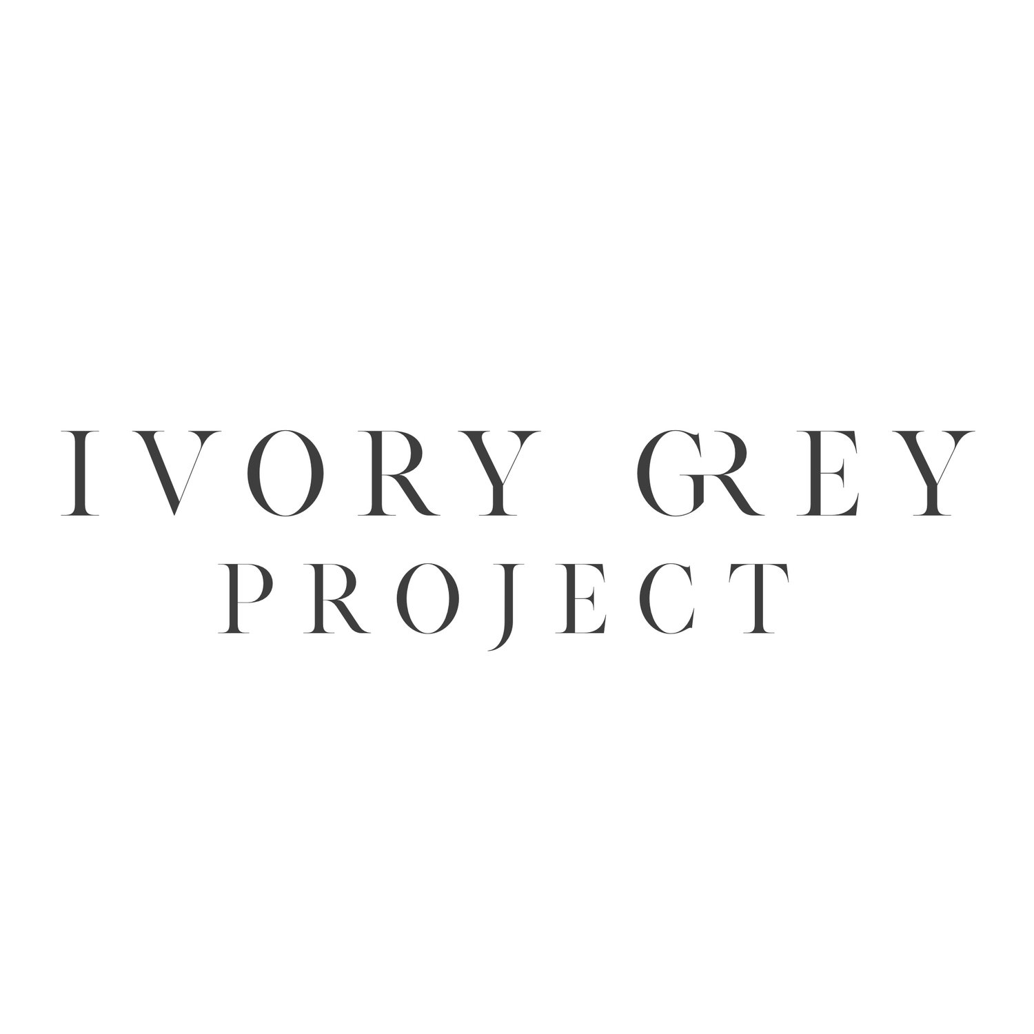 THE IVORY GREY PROJECT