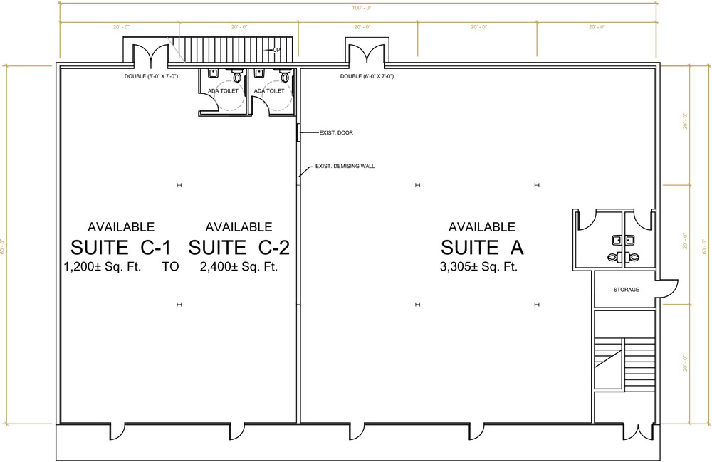 6755 Airline Existing First Floor Plan.jpg