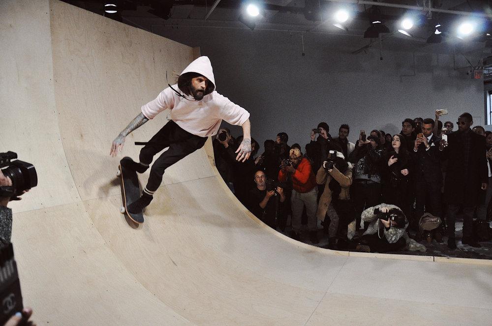 Steve Aoki x Dim Mak AW17 Collection