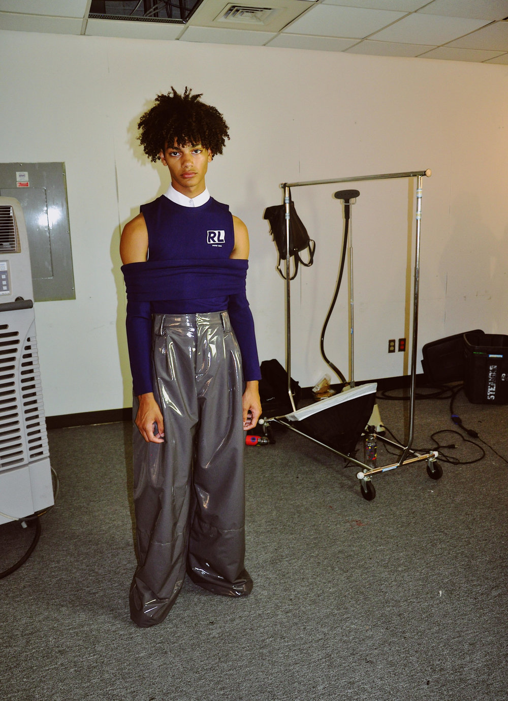 Raun LaRose SS18 Backstage
