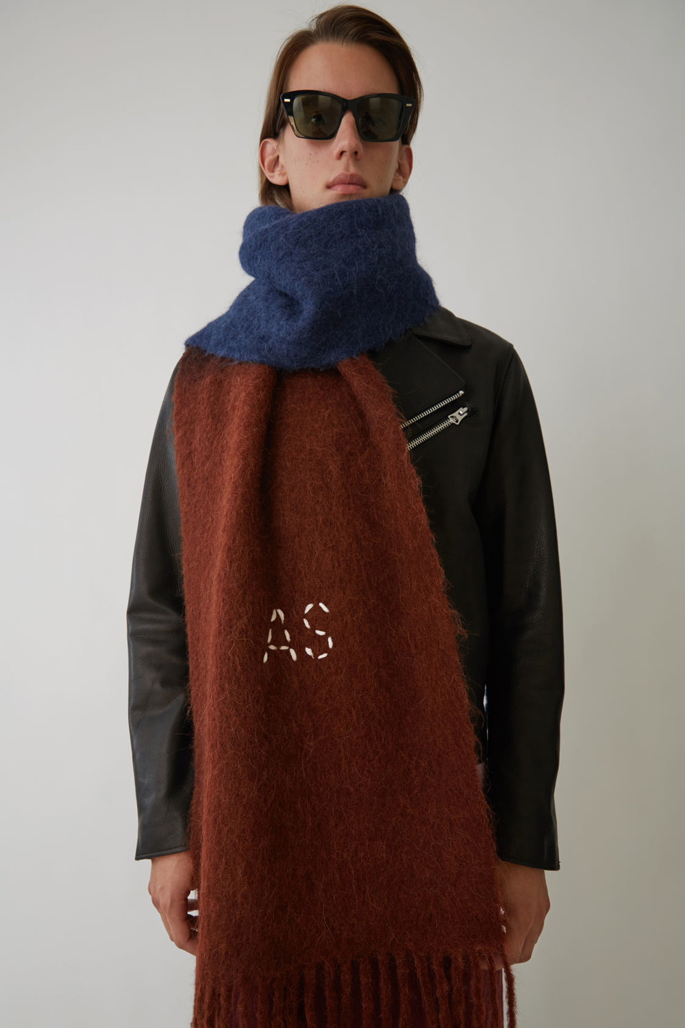 Two-toned Scarf $280