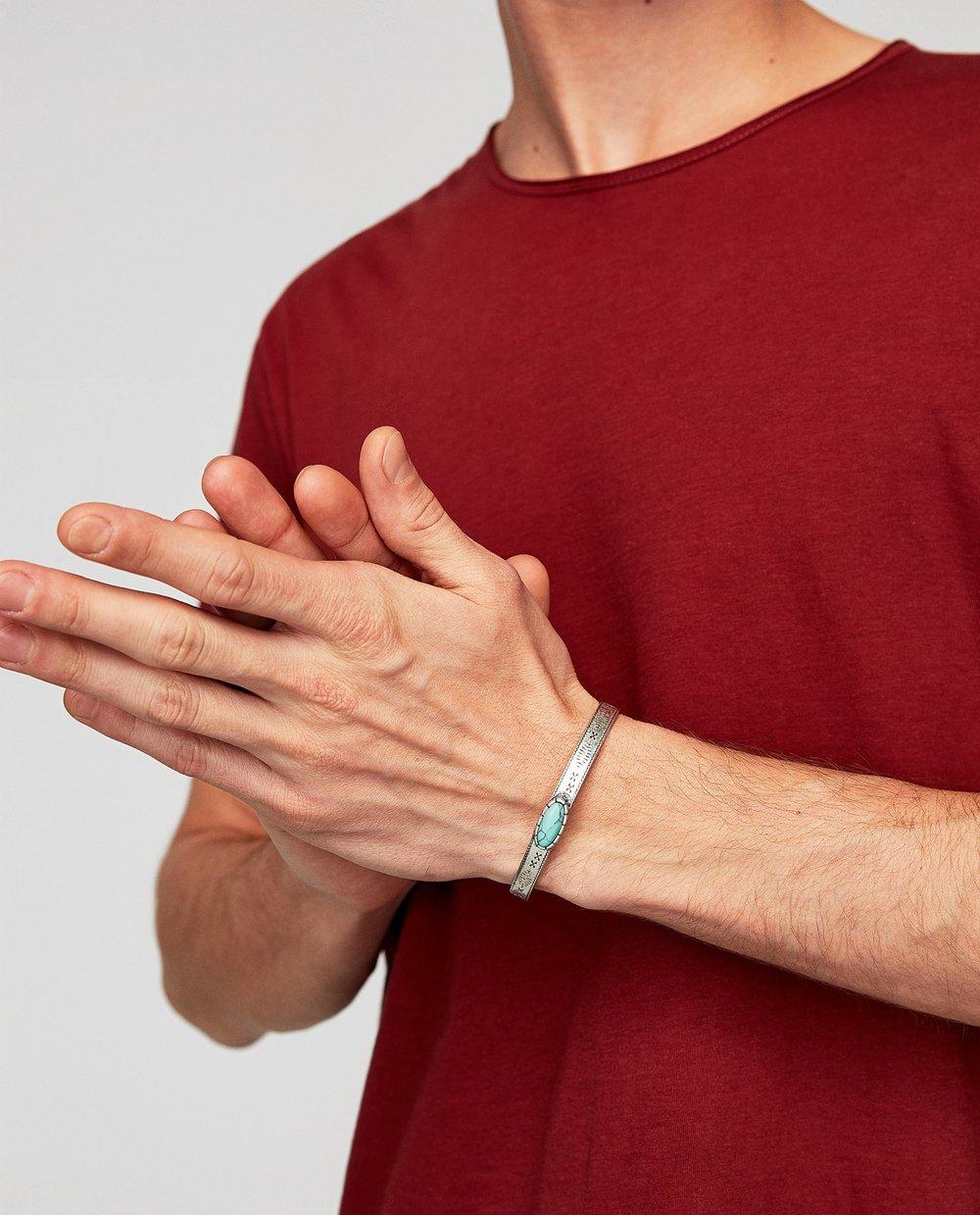 Bracelet with Stone $19.90