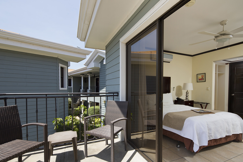 Balcón de Habitación Standard