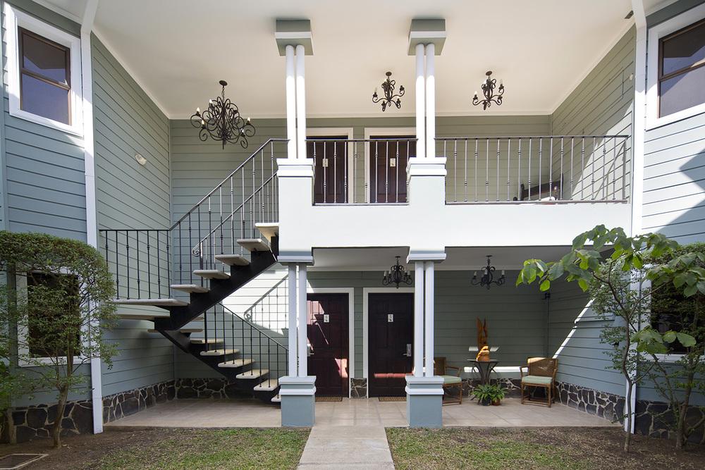 Habitaciones Externo
