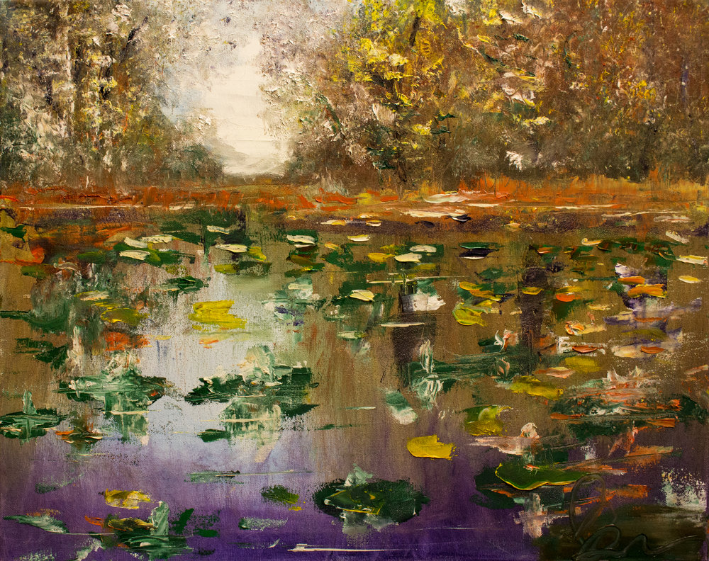Renoir Reflections