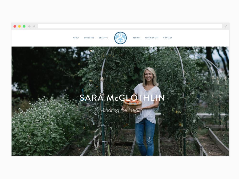 Copy of SARA McGLOTHLIN