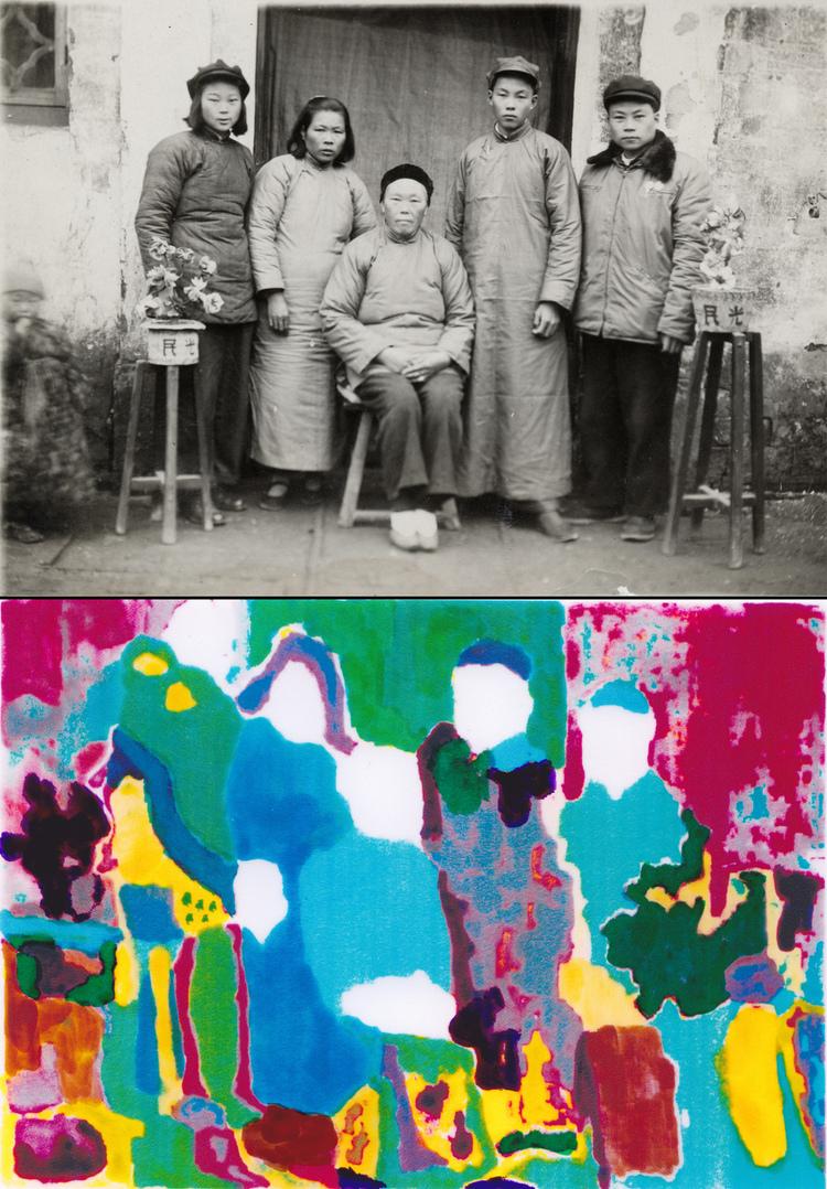 OCTOBER   Hu Jiamin, Lei Lei, Niu Han & Chai Mi
