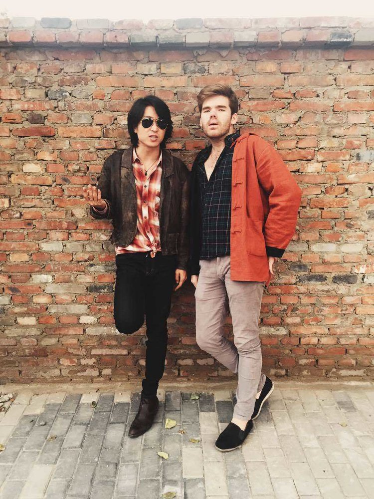 NOVEMBER   Trey Kwasny & Su Zixu